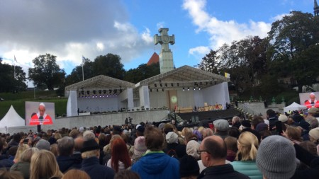 Messe Papst 1