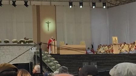 Messe Papst 2