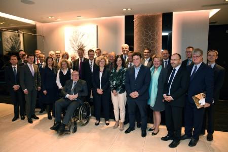 Bundesbank Gruppenphoto