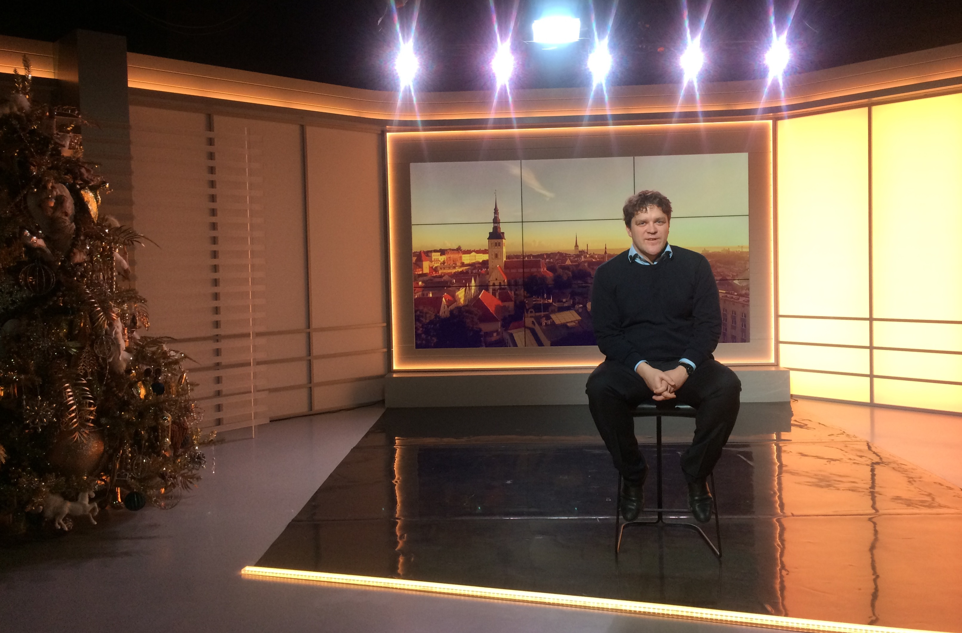 Live in Chinese TV on German-Chinese relations (News