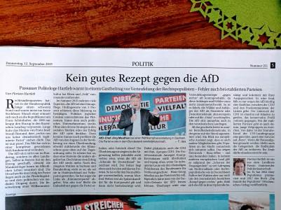 PNP Fehler AfD